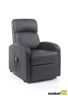 Fotel elektryczny SIENNA - sklep meblowy Recliner, Lounge, Chair, Furniture, Home Decor, Airport Lounge, Drawing Rooms, Decoration Home, Room Decor