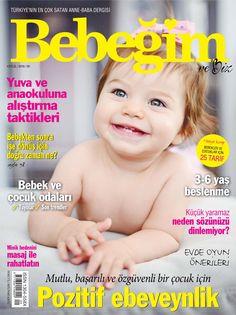 3-6 yaş arası beslenmenin önemi, farklı tasarıma sahip bebek ve çocuk odaları, yuva ve anaokulu araştırma taktikleri, evde oyun önerileri... Bebeğim ve Biz Dergi Eylül sayısı dopdolu.