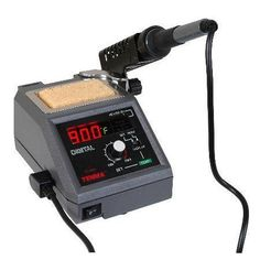 Temperature Controlled Digital Soldering Station at MCM Electronics
