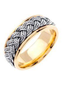 Amazon.com: handmade mens wedding rings