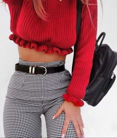 Are you looking for stylish and trendy outfits?de is the leading Online Store in Germany for Ladies Outfits & Accessories! We offer inexpensive and trendy stuff for fashion lovers. Trend Fashion, Look Fashion, Winter Fashion, 90s Fashion, Fashion Online, Latest Fashion, Indie Fashion, Woman Fashion, Fashion Art