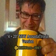 4  20 - NEW AcoustaTronic Version by Riff Beach #music