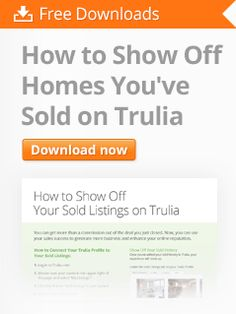 Guide for Sellers: Top 10 Ways to Boost Your Home's Value | Trulia Pro Blog