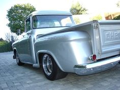 Ba B D A F F D A Chevy Trucks For Sale Old Trucks also  on 1945 chevy cabovers