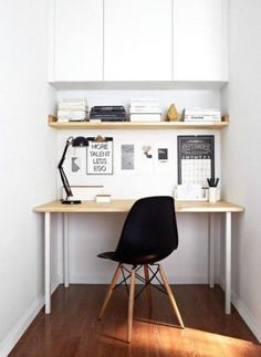 ComfyDwelling.com » Blog Archive » 56 Scandinavian Home Office Designs That  Inspire Office Workspace