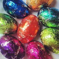 Easter Egg Hunt with Clues ...Might be a good idea to do it this way so the kids get an equal ammount of eggs...