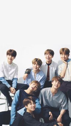 These guys are killing me. I'm really happy that Suga is smiling more these days. Tae is killing people as usual with Kookie. RM being a cutie pie, Jin being attractive and sweet and J-Hope with his adorableness.