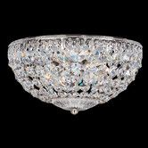 Found it at Wayfair - Petit Crystal Flush Mount Schonbek