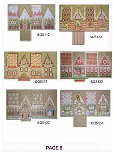 Little houses to decorate Sizzix pop ups Putz Houses, Mini Houses, Gingerbread Houses, Christmas Paper, Christmas Crafts, Foam Crafts, Paper Crafts, Origami Templates, Box Templates