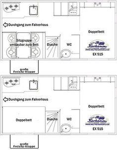 MAN Weltreisemobil EX 515 - ohne AdBlue als Wohnmobil andere in Elmshorn