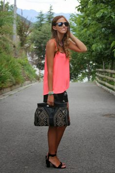 Trendy Neon Outfit Ideas and Designs For Stylish Look