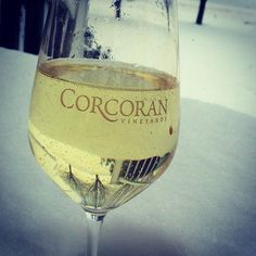 Corcoran Vineyards is ready for the snow!