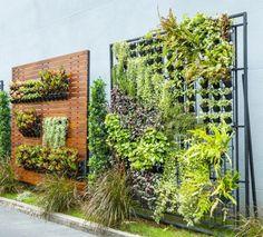 35 Cool Vertical Garden Design Ideas For Your Home Vertical Garden Design, Garden Landscape Design, Garden Landscaping, Types Of Tomatoes, Types Of Vegetables, Gutter Garden, Bottle Garden, Garden Trellis, Potting Soil