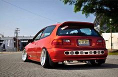 #Honda #Civic #EG #Modified #Camber #Stance #Slammed