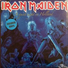 Iron Maiden Phantom Of The Opera Recorded live in Nijmegen, Holland on April 28, 1981. by old vinyl vault on SoundCloud