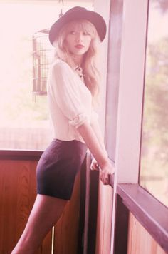 Taylor Swift Red Photoshoot