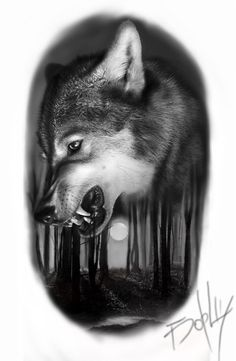 Salvation Tattoo Lounge in Miami, South Beach and Coral Springs are the best tattoo shops in Miami! Wolf Tattoos, Animal Tattoos, Wolf Tattoo Design, Tattoo Designs, Wolf Design, Badass Tattoos, Body Art Tattoos, Wolf Hybrid, Tattoo Studio
