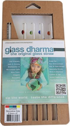 New store display packaging for GlassDharma - eco considerations