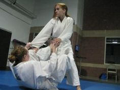 Learning BJJ is great for self-defense in addition to being a great workout.