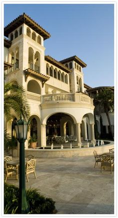 The Cloister- Forbes Five-Star #SeaIsland #Accommodations www.seaisland.com