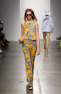Runway: Karen Walker NYFW 2015 - Fashion and Beauty NZ