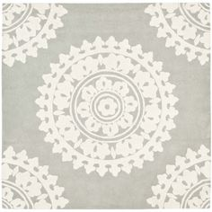 Just ordered this Safavieh Soho Light Grey/Ivory Rug for the playroom/library redo. LOVE!