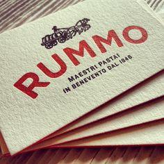 Nice, simple business card design