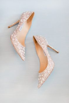 Sparkly crystal Jimmy Choo bridal shoes for this Timelessly Romantic Summer Garden Wedding in South Wales by Aurelia Allen Photography … Unique Wedding Shoes, Wedding Shoes Bride, Bride Shoes, Shoes For Brides, Gold Bridal Shoes, Best Bridal Shoes, Sparkly Wedding Shoes, Bridal Flats, Wedding Garters