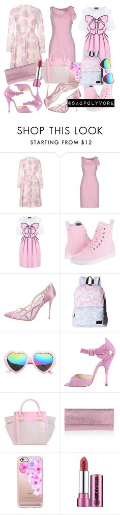 """""""Tuesday (17/5/2016)"""" by saopolyvore ❤ liked on Polyvore featuring LUISA BECCARIA, Oscar de la Renta, Boutique Moschino, Dr. Martens, Vans, Brian Atwood, Blugirl, Judith Leiber and Casetify"""