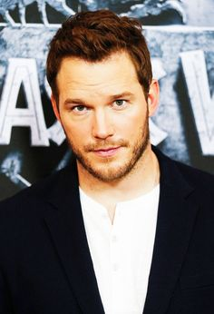 Chris Pratt  attends the 'Jurassic World' Photocall on June 01, 2015 in Berlin, Germany.