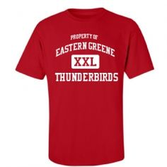 Eastern Greene Middle School - Bloomfield, IN | Men's T-Shirts Start at $21.97