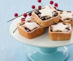 Port soaked Christmas fruit mince tarts
