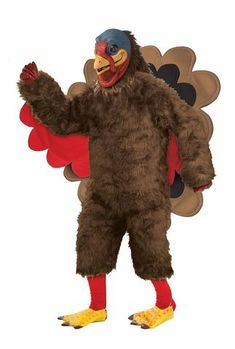 Adult turkey costumes aren't just great for Halloween. You can wear turkey costumes for Thanksgiving and Christmas, too! You'll be the hit of any dinner party, costume event, and family gathering! Show up in your turkey costume and watch the smiles. Christmas Costumes, Halloween Fancy Dress, Funny Halloween Costumes, Mascot Costumes, Cool Costumes, Adult Costumes, Costumes For Women, Buy Costumes, Costume