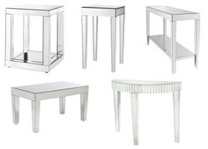 mirrored furniture at a great price