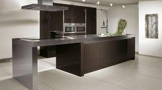 cocinas con islas modernas | minimalismo: LAS COCINAS CON ISLA DE ROTPUNKT