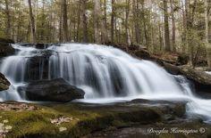 Tucker Brook in Milford, New Hampshire, courtesy Doug Harrington.
