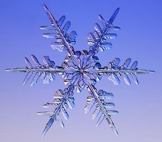 The creation of snowflakes remains a mystery to scientists. Interesting article in the Smithsonian:  http://blogs.smithsonianmag.com/artscience/2013/12/the-art-and-science-of-growing-snowflakes-in-a-lab/