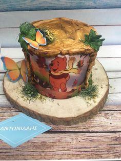 Winnie Summer Cakes, Planter Pots