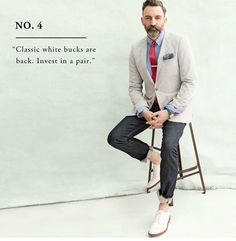 I couldn't agree more. J.Crew's Summer style rules