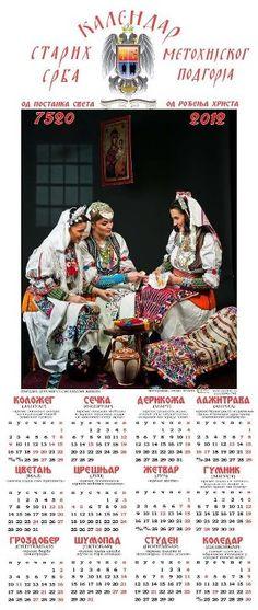 8520. or 2012. by serbian calendar