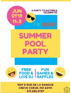 ReNew Creve Coeur is home to the best pet-friendly apartments in Creve Coeur,MO. Ottawa, Pet Friendly Apartments, Summer Pool Party, Unique Toys, Party Buffet, Free Fun, Party Flyer, Infographic Templates, Flyer Template