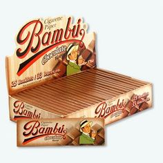 Brown Sugar Rolling Paper Only @ http://Papr.Club