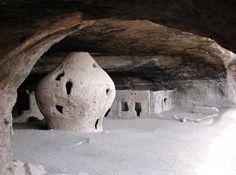 Cueva de la Olla, Chihuahua, Mexico.