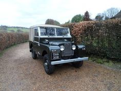 1955 Land Rover Series I For Sale