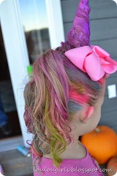 Crazy Hair Day Ideas!