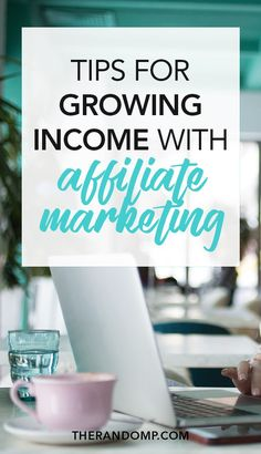 Growing income with affiliate marketing is one of the best ways to earn passive income online! Therefore, if you want to stop trading your hours for money and want to monetize your blog effectively, make sure to learn the basics of affiliate marketing for bloggers: https://www.therandomp.com/blog/affiliate-programs/