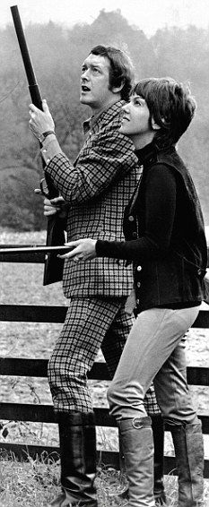 Mary Quant and Alexander Plunkett-Greene her husband