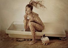 The Beautifully Ethereal, Surreal Work Of Artist Chiara Fersini aka Himitsuhana. - if it's hip, it's here