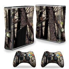 Xbox 360 Camo Skin | eBay ..my boys want this!