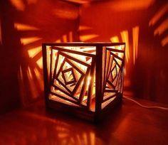 Come fare una lampada di cartone paneamorecreativita.it